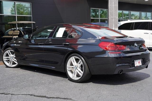 Used 2015 BMW 6 Series 640i Gran Coupe for sale $35,992 at Gravity Autos Roswell in Roswell GA 30076 11