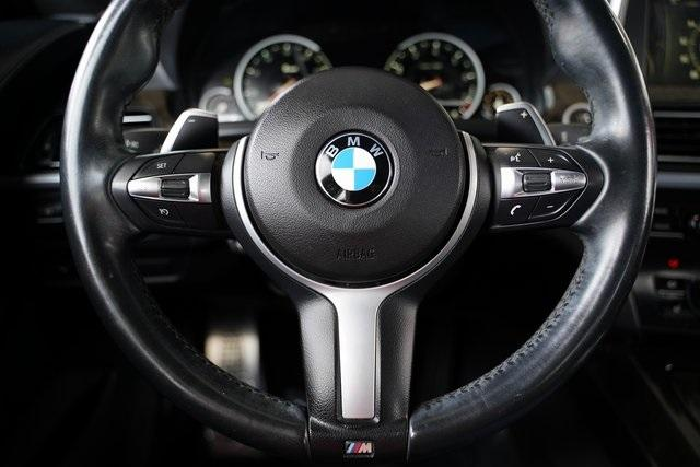 Used 2015 BMW 6 Series 640i Gran Coupe for sale $35,992 at Gravity Autos Roswell in Roswell GA 30076 16