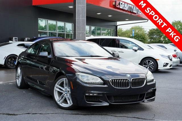 Used 2015 BMW 6 Series 640i Gran Coupe for sale $35,992 at Gravity Autos Roswell in Roswell GA 30076 2
