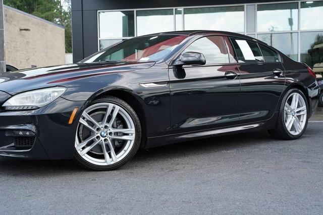 Used 2015 BMW 6 Series 640i Gran Coupe for sale $35,992 at Gravity Autos Roswell in Roswell GA 30076 3