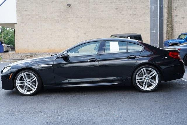Used 2015 BMW 6 Series 640i Gran Coupe for sale $35,992 at Gravity Autos Roswell in Roswell GA 30076 4