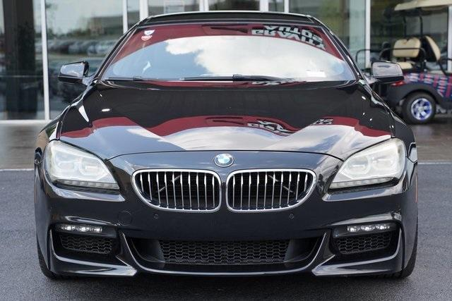 Used 2015 BMW 6 Series 640i Gran Coupe for sale $35,992 at Gravity Autos Roswell in Roswell GA 30076 6