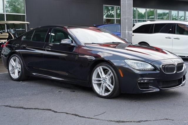 Used 2015 BMW 6 Series 640i Gran Coupe for sale $35,992 at Gravity Autos Roswell in Roswell GA 30076 7