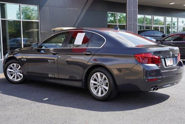 Used 2015 BMW 5 Series 528i for sale $21,992 at Gravity Autos Roswell in Roswell GA 30076 11