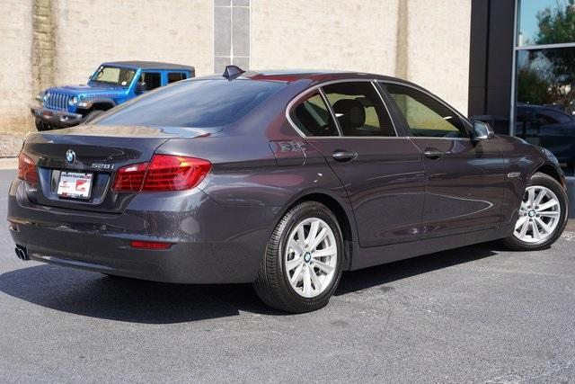 Used 2015 BMW 5 Series 528i for sale $21,992 at Gravity Autos Roswell in Roswell GA 30076 13