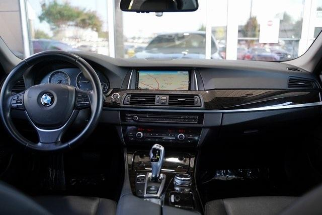 Used 2015 BMW 5 Series 528i for sale $21,992 at Gravity Autos Roswell in Roswell GA 30076 15