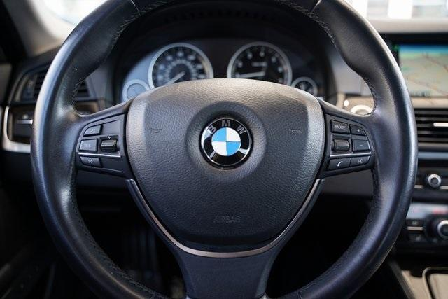 Used 2015 BMW 5 Series 528i for sale $21,992 at Gravity Autos Roswell in Roswell GA 30076 16