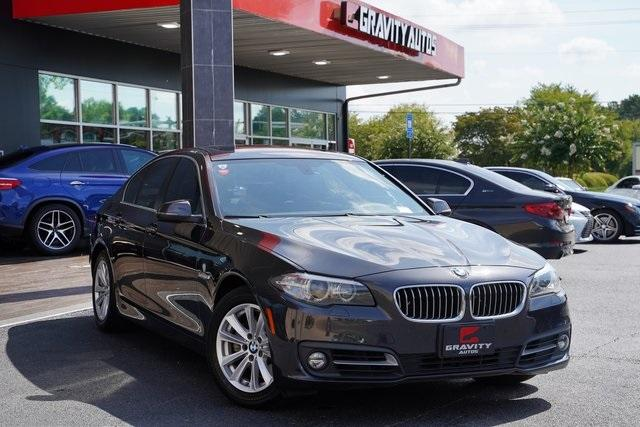 Used 2015 BMW 5 Series 528i for sale $21,992 at Gravity Autos Roswell in Roswell GA 30076 2
