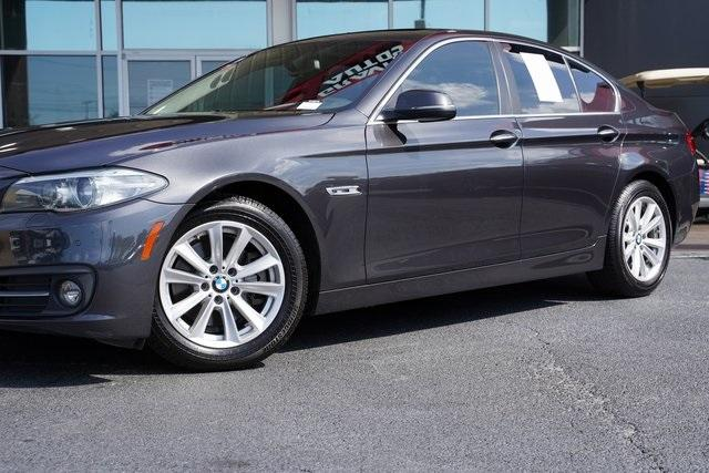 Used 2015 BMW 5 Series 528i for sale $21,992 at Gravity Autos Roswell in Roswell GA 30076 3