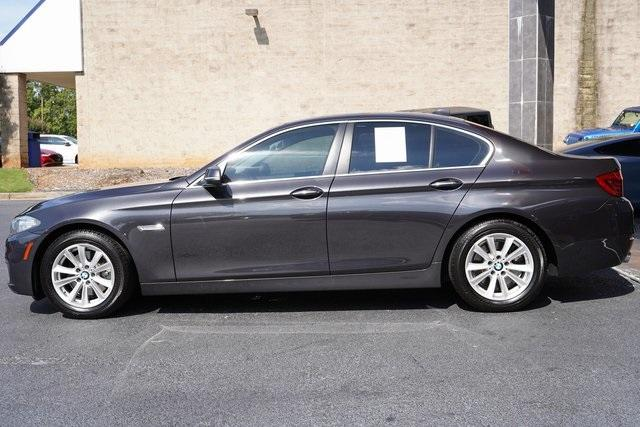 Used 2015 BMW 5 Series 528i for sale $21,992 at Gravity Autos Roswell in Roswell GA 30076 4