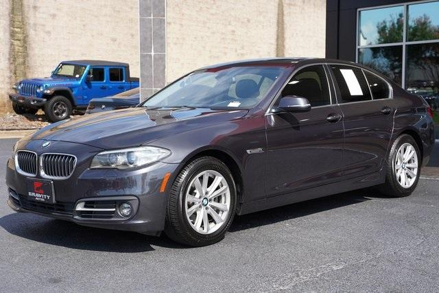 Used 2015 BMW 5 Series 528i for sale $21,992 at Gravity Autos Roswell in Roswell GA 30076 5