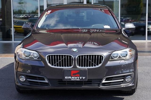 Used 2015 BMW 5 Series 528i for sale $21,992 at Gravity Autos Roswell in Roswell GA 30076 6