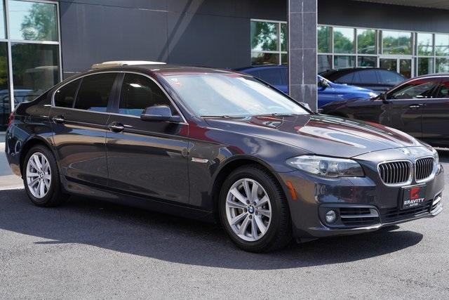 Used 2015 BMW 5 Series 528i for sale $21,992 at Gravity Autos Roswell in Roswell GA 30076 7