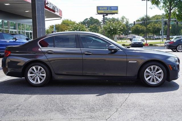 Used 2015 BMW 5 Series 528i for sale $21,992 at Gravity Autos Roswell in Roswell GA 30076 8