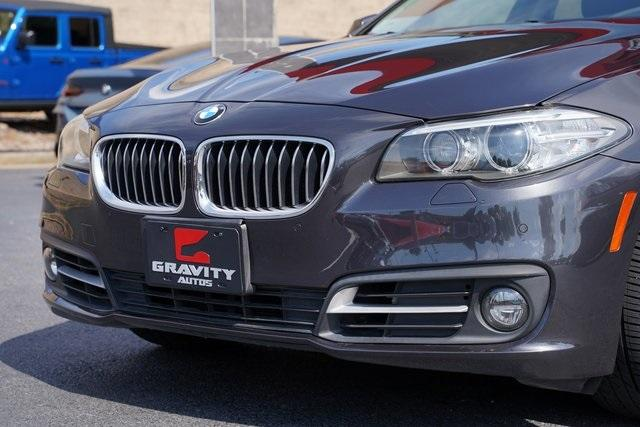 Used 2015 BMW 5 Series 528i for sale $21,992 at Gravity Autos Roswell in Roswell GA 30076 9