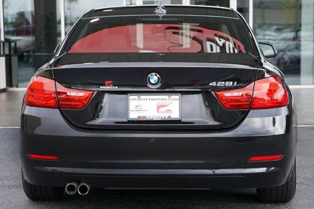 Used 2014 BMW 4 Series 428i for sale $21,492 at Gravity Autos Roswell in Roswell GA 30076 12