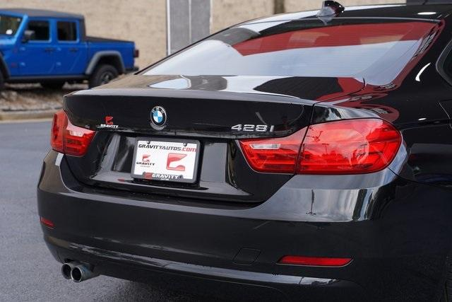 Used 2014 BMW 4 Series 428i for sale $21,492 at Gravity Autos Roswell in Roswell GA 30076 14