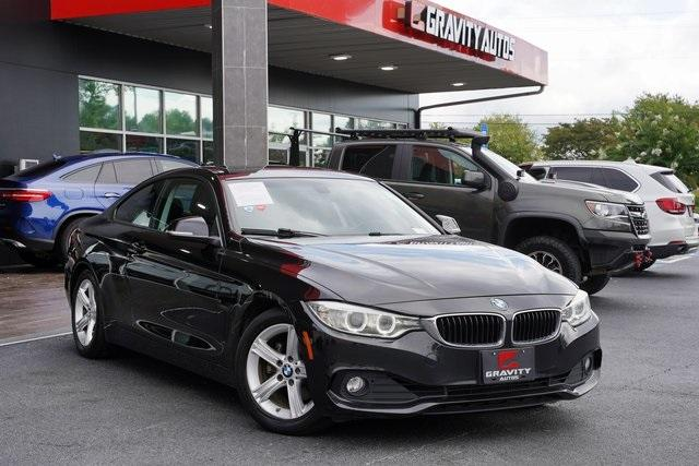 Used 2014 BMW 4 Series 428i for sale $21,492 at Gravity Autos Roswell in Roswell GA 30076 2
