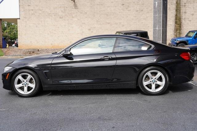 Used 2014 BMW 4 Series 428i for sale $21,492 at Gravity Autos Roswell in Roswell GA 30076 4