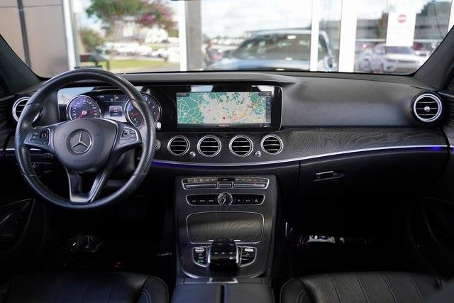 Used 2018 Mercedes-Benz E-Class E 300 for sale $34,992 at Gravity Autos Roswell in Roswell GA 30076 15