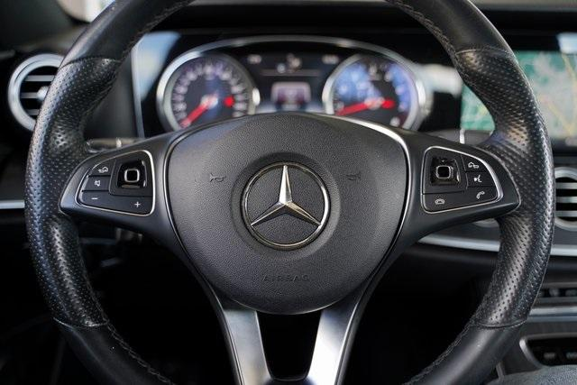 Used 2018 Mercedes-Benz E-Class E 300 for sale $34,992 at Gravity Autos Roswell in Roswell GA 30076 16