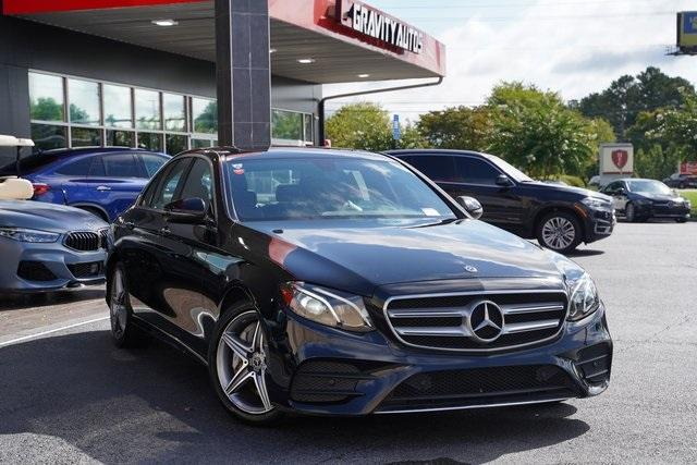 Used 2018 Mercedes-Benz E-Class E 300 for sale $34,992 at Gravity Autos Roswell in Roswell GA 30076 2