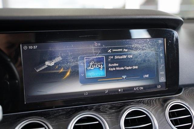 Used 2018 Mercedes-Benz E-Class E 300 for sale $34,992 at Gravity Autos Roswell in Roswell GA 30076 23