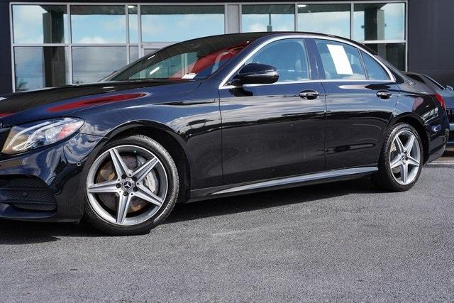Used 2018 Mercedes-Benz E-Class E 300 for sale $34,992 at Gravity Autos Roswell in Roswell GA 30076 3