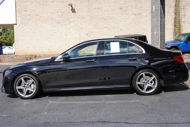 Used 2018 Mercedes-Benz E-Class E 300 for sale $34,992 at Gravity Autos Roswell in Roswell GA 30076 4