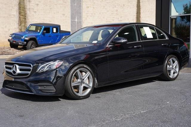 Used 2018 Mercedes-Benz E-Class E 300 for sale $34,992 at Gravity Autos Roswell in Roswell GA 30076 5