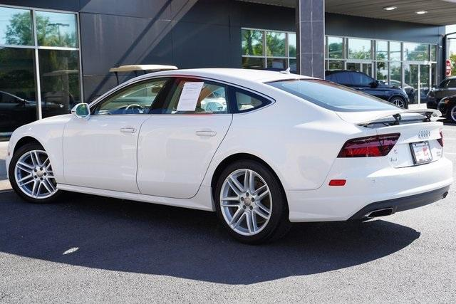 Used 2017 Audi A7 3.0T Premium Plus for sale $40,992 at Gravity Autos Roswell in Roswell GA 30076 11
