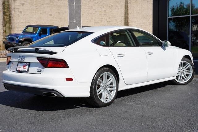 Used 2017 Audi A7 3.0T Premium Plus for sale $40,992 at Gravity Autos Roswell in Roswell GA 30076 13