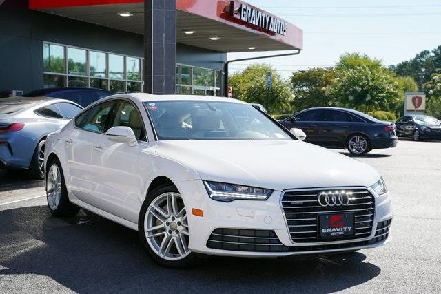 Used 2017 Audi A7 3.0T Premium Plus for sale $40,992 at Gravity Autos Roswell in Roswell GA 30076 2