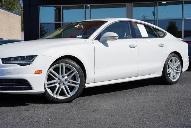 Used 2017 Audi A7 3.0T Premium Plus for sale $40,992 at Gravity Autos Roswell in Roswell GA 30076 3