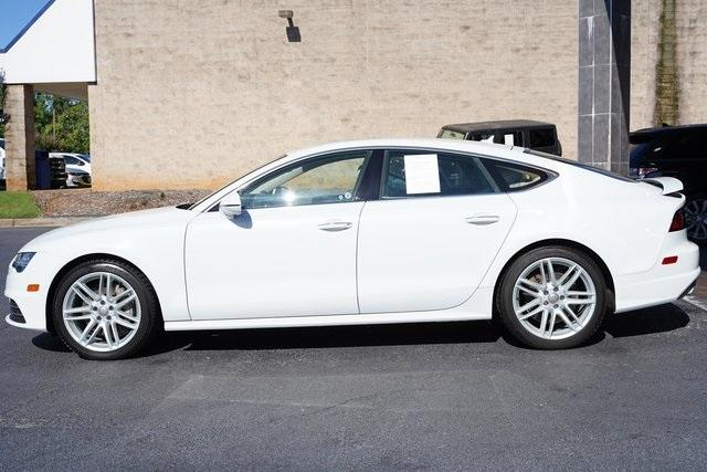 Used 2017 Audi A7 3.0T Premium Plus for sale $40,992 at Gravity Autos Roswell in Roswell GA 30076 4