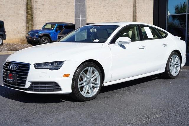 Used 2017 Audi A7 3.0T Premium Plus for sale $40,992 at Gravity Autos Roswell in Roswell GA 30076 5