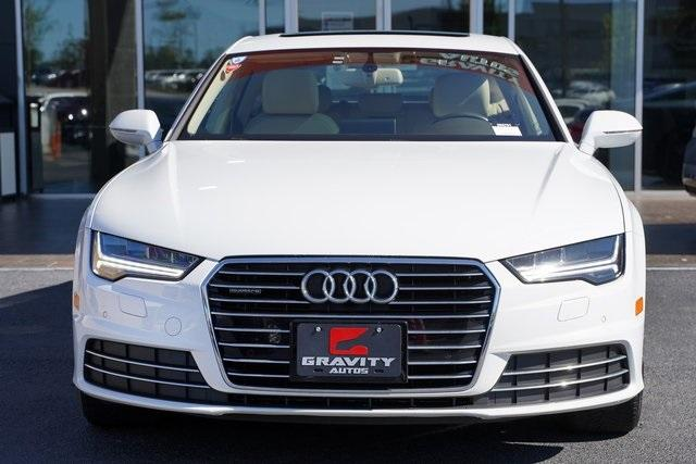 Used 2017 Audi A7 3.0T Premium Plus for sale $40,992 at Gravity Autos Roswell in Roswell GA 30076 6