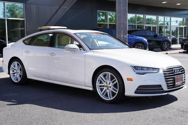 Used 2017 Audi A7 3.0T Premium Plus for sale $40,992 at Gravity Autos Roswell in Roswell GA 30076 7