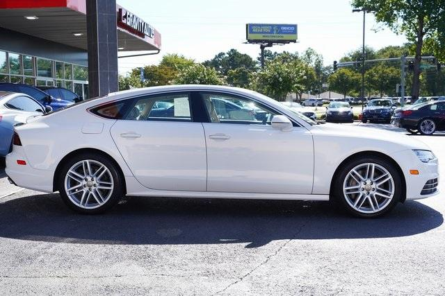 Used 2017 Audi A7 3.0T Premium Plus for sale $40,992 at Gravity Autos Roswell in Roswell GA 30076 8