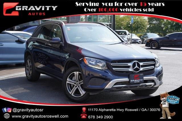 Used 2019 Mercedes-Benz GLC GLC 300 for sale $34,992 at Gravity Autos Roswell in Roswell GA 30076 1