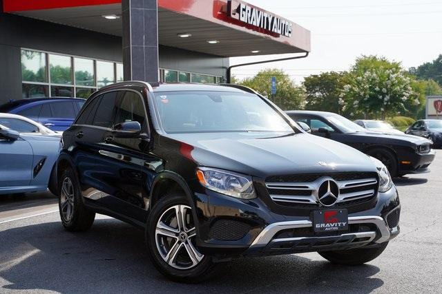 Used 2019 Mercedes-Benz GLC GLC 300 for sale $34,992 at Gravity Autos Roswell in Roswell GA 30076 2