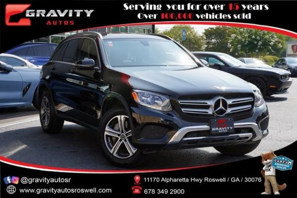 Used 2019 Mercedes-Benz GLC GLC 300 for sale $34,496 at Gravity Autos Roswell in Roswell GA