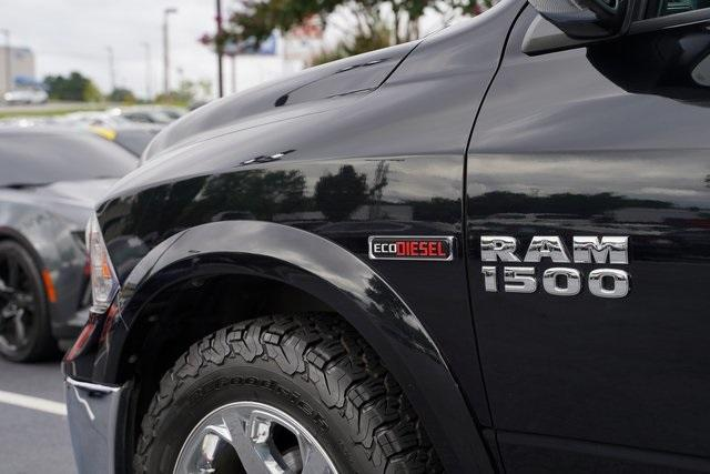 Used 2015 Ram 1500 Laramie for sale $36,992 at Gravity Autos Roswell in Roswell GA 30076 11