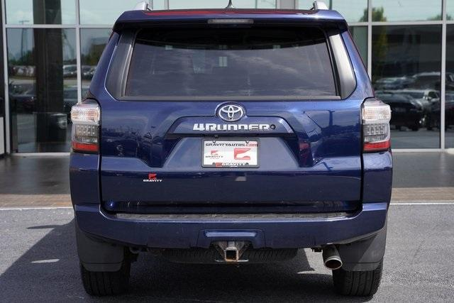 Used 2015 Toyota 4Runner SR5 for sale $35,992 at Gravity Autos Roswell in Roswell GA 30076 11