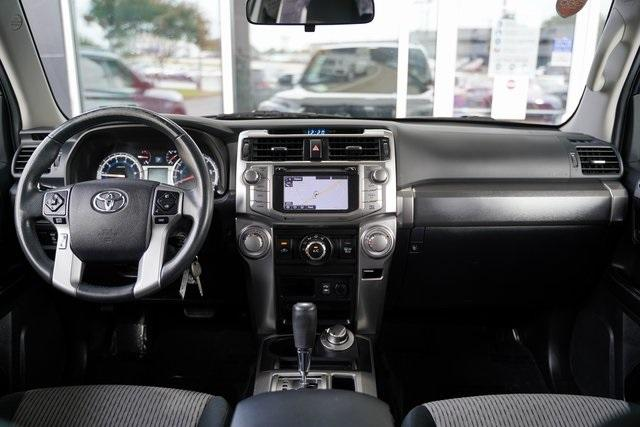 Used 2015 Toyota 4Runner SR5 for sale $35,992 at Gravity Autos Roswell in Roswell GA 30076 14