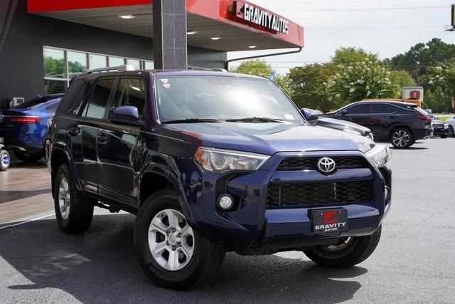 Used 2015 Toyota 4Runner SR5 for sale $35,992 at Gravity Autos Roswell in Roswell GA 30076 2