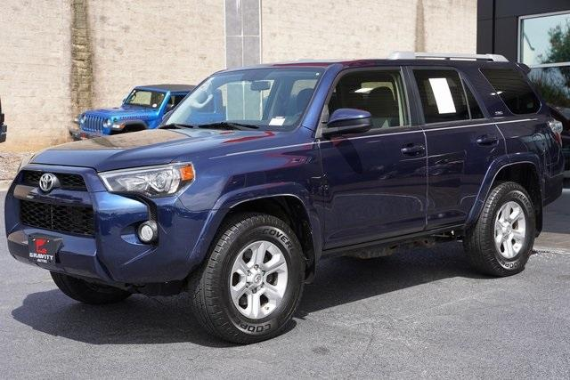 Used 2015 Toyota 4Runner SR5 for sale $35,992 at Gravity Autos Roswell in Roswell GA 30076 5