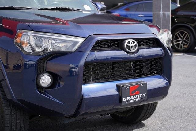 Used 2015 Toyota 4Runner SR5 for sale $35,992 at Gravity Autos Roswell in Roswell GA 30076 9