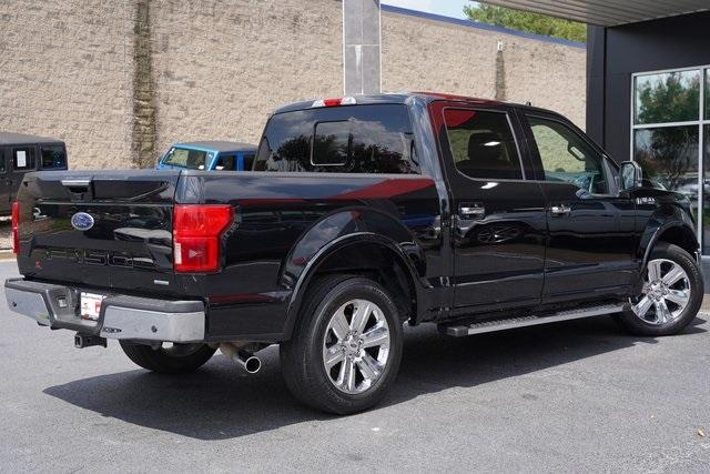 Used 2018 Ford F-150 Lariat for sale Sold at Gravity Autos Roswell in Roswell GA 30076 13