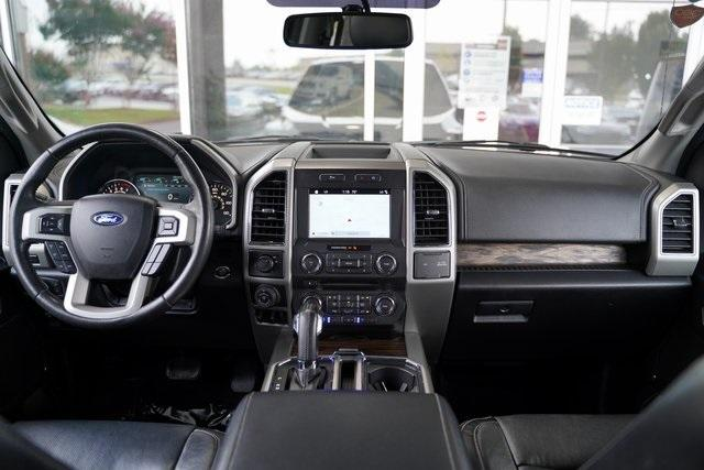 Used 2018 Ford F-150 Lariat for sale Sold at Gravity Autos Roswell in Roswell GA 30076 15